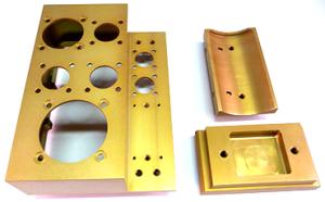 Conversión Química en Aluminio y Aleaciones  MIL-C-5541.